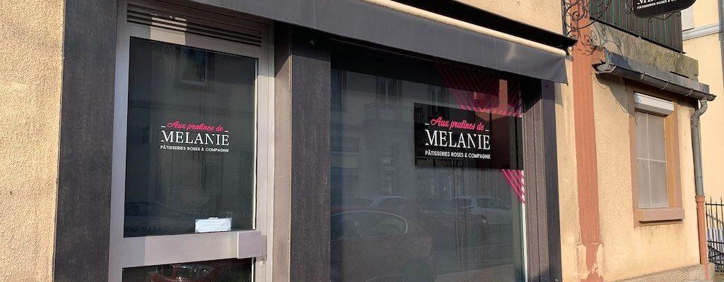 Les Pralines de Mélanie c'est presque fini… à la Robertsau