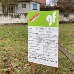 45 logements route de la Wantzenau