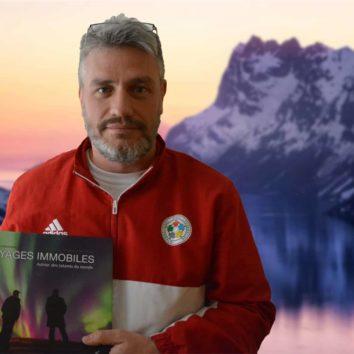 Nicolas Messner : Voyages immobiles, disponible à la Parenthèse