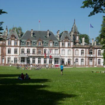 Concert au Château de Pourtalès