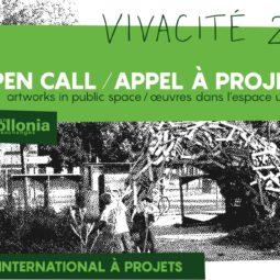 Appel à projets : VIVACITÉ 2.0