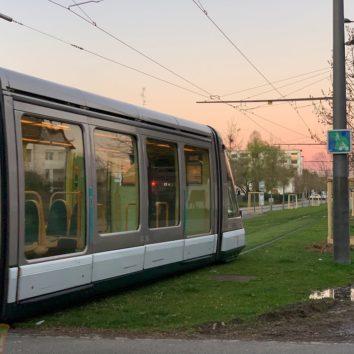 Les premiers essais de l'extension du tram E vont commencer dans quelques jours