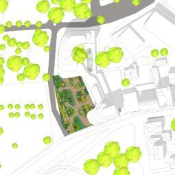 Réunion publique de l'ADIR pour présenter le projet Le jardin d'Apollonia