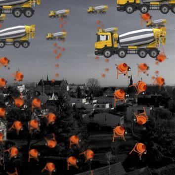 Blitz de béton sur la Robertsau