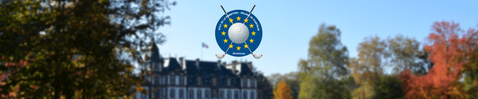 Un parcours de golf dans le parc du château de Pourtalès pour le printemps 2021
