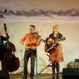 Concert bluegrass à l'Escale, avec les Mart O'Pickers