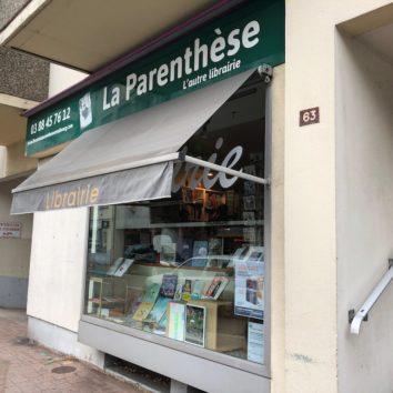 Fête des libraires indépendants - Dédicace avec Gaëlle Josse à la Parenthèse