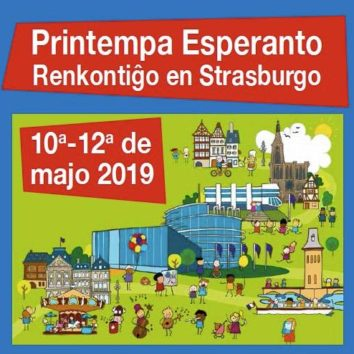 Le printemps de l'espéranto à la Robertsau