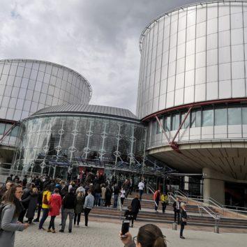 Beau succès pour les portes ouvertes à la Cour Européenne des Droits de l'Homme