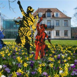 Updated,une exposition de l'artiste Frédéric Caillard au Lieu d'Europe
