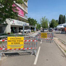 Internationaux féminins de Strasbourg : avantage à la voiture, le vélo Out !