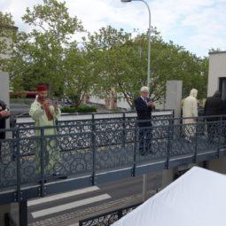 Inauguration festive de l'espace culturel de la mosquée