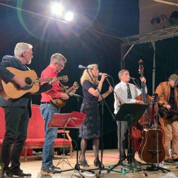 Mart O'Pickers : le bluegrass fait escale à la Robertsau