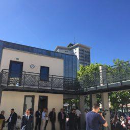 Inauguration de l'espace culturel de la mosquée de la Robertsau