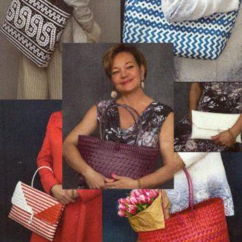 Vente de sacs au profit de la tribu malaisienne des Penan
