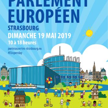 Journée portes ouvertes au Parlement européen le 19 mai 2019 de 10h à 18h