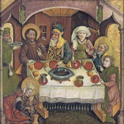 «Les repas dans la Bible»