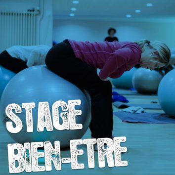 """Stage d'été """"Bien-être"""" à l'Escale"""