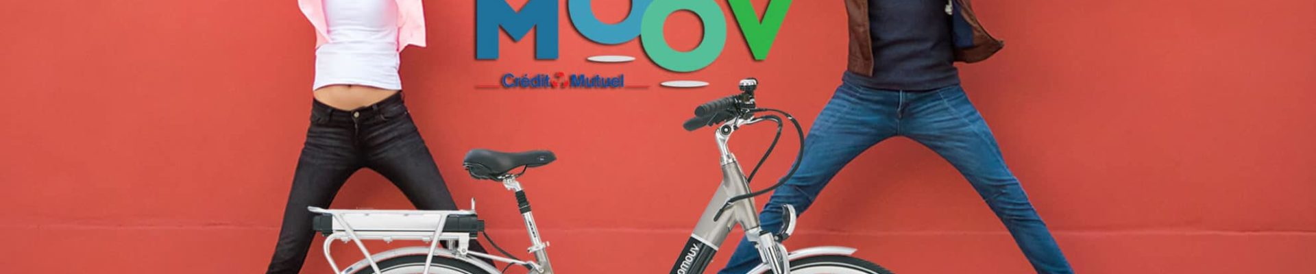 Nouvelles mobilités : le Crédit Mutuel lance Moov