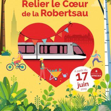 LaRob.com : une tombola pour fêter l'arrivée de l'extension du tram E