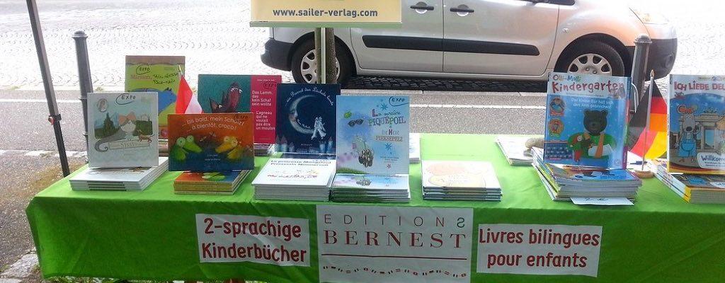 L'Europe commence par les livres