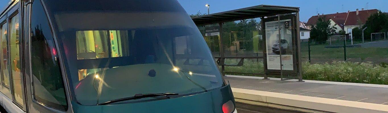 CTS : Travaux sur la ligne E du 31 mai au 4 juin 2021