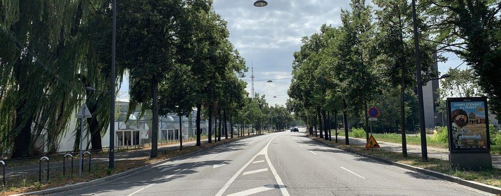 Foire européenne 2019 : fermeture de l'avenue Herrenschmidt aux voitures, piétons et cyclistes