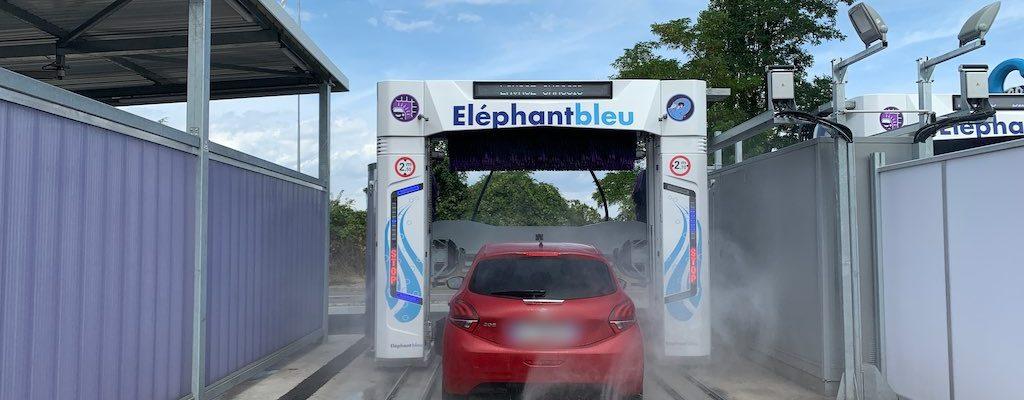 L'Eléphant bleu du port du Rhin est ouvert