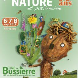 Journées nature et patrimoine au CINE de Bussierre les 6, 7 et 8 septembre 2019