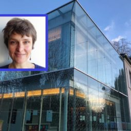 Sophie Coumel, nouvelle directrice du Lieu d'Europe
