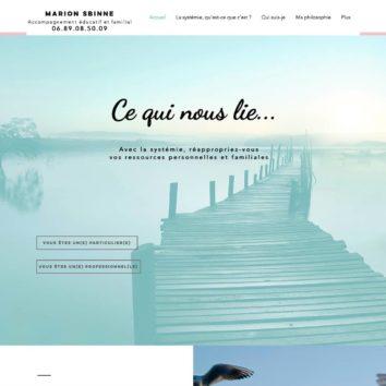 Marion Sbinne : Accompagnement éducatif et familial à la Robertsau