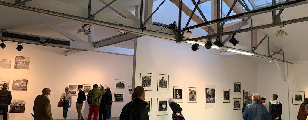 [Vidéo] Cabanes de combat : visite de l'exposition avec Philippe Graton