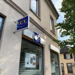 L'agence LCL de la Robertsau sur le point de fermer
