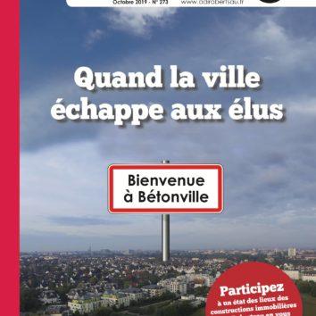 Echo de la Robertsau : Quand la ville échappe aux élus