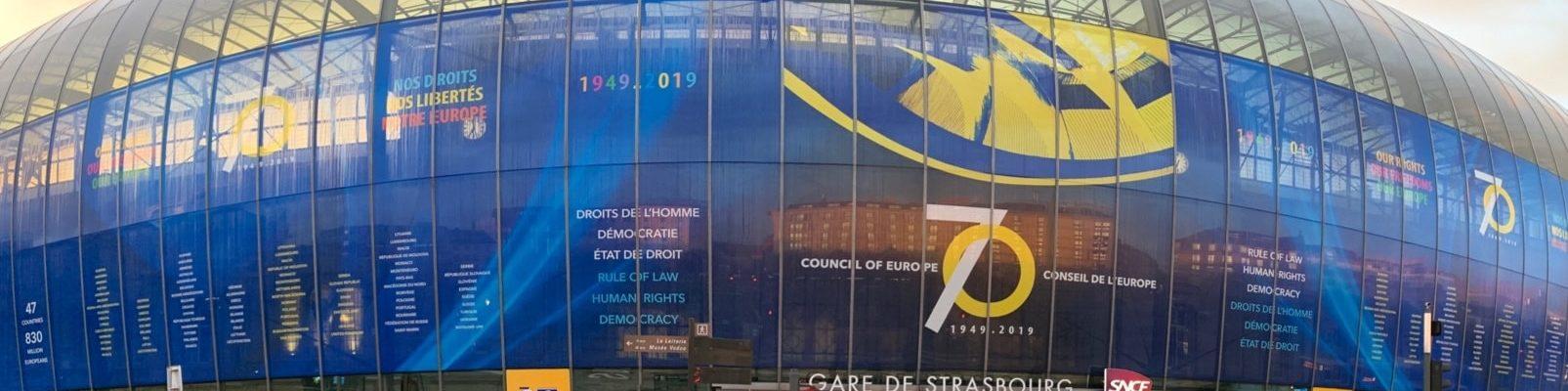 L'état de droit du Conseil de l'Europe s'arrête-t-il sur les trottoirs strasbourgeois ?