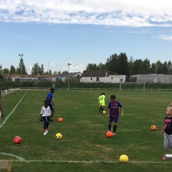 La section football féminin à la SOAS Robertsau : il reste quelques places