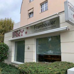 Framboisier : un nouveau pâtissier à la Robertsau