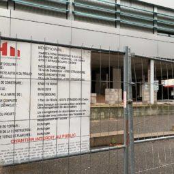 Tour Schwab : les travaux de la maison de santé ont commencé