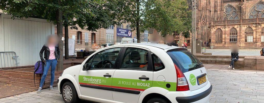 """Faut-il enlever le mot """"égalité"""" du fronton de la mairie à Strasbourg ?"""