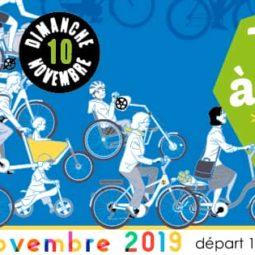 Vélorution le 10 novembre à Strasbourg
