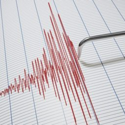 3 tremblements de terre !