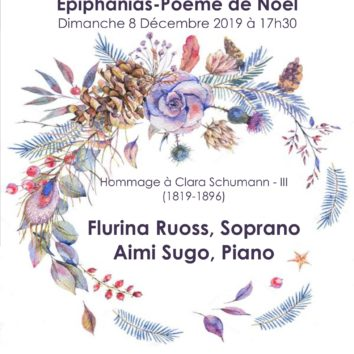 Concert au Château de Pourtalès le 8 décembre