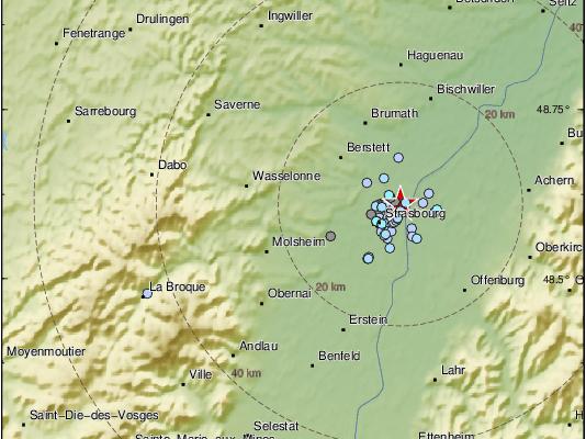 Un nouveau tremblement de terre à la Robertsau