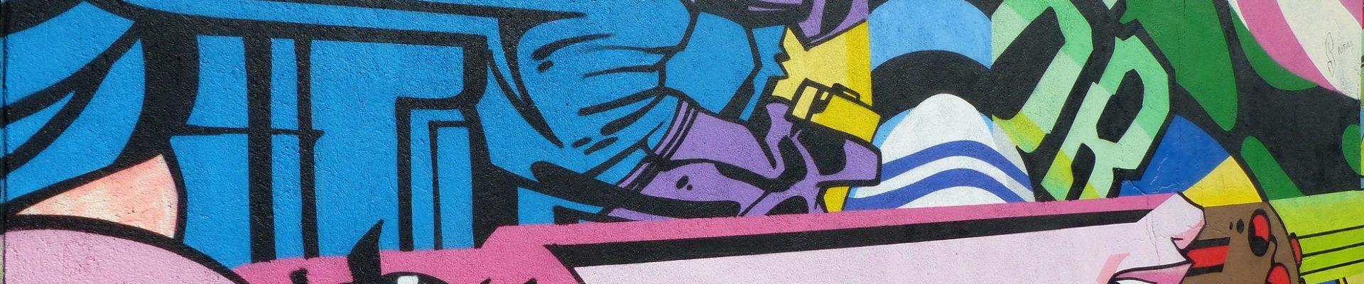 Street Art et Robertsau
