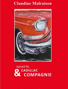 Claudine Malraison : Juliette, cadillac & compagnie. Dédicaces à la librairie La Parenthèse