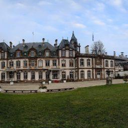 On a visité le Parc, la nouvelle extension de l'hôtel du château de Pourtalès