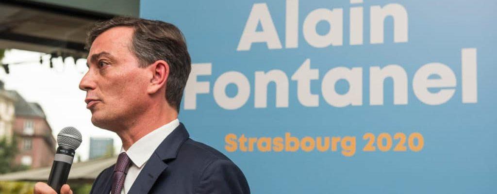 Alain Fontanel – La République en Marche