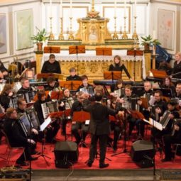 Concert de l'Ensemble d'Accordéons de l'Ill le 14 décembre à la Robertsau