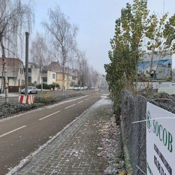 Notre piste cyclable retrouvée... Mais l'arbre cache-t-il la forêt ?