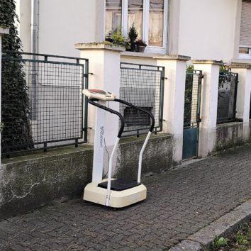 Fitness rue Adler : ça manque de jus !